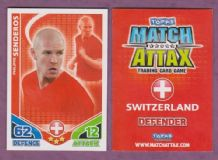 Switzerland Philippe Senderos Everton 234